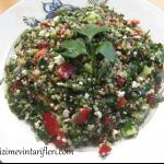 Kinoalı Tabule Salatası